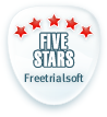 Vir.IT eXplorer Lite awarded 5 Stars at freeTrialSoft