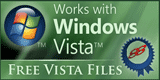 Vir.IT eXplorer Lite awarded Works with Vista at FreeDownloadFiles
