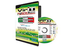 Software Vir.IT eXplorer su CD-ROM