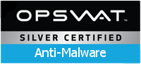 OPSWAT SILVER Certified 2016 Vir.IT eXplorer Anti-Malware