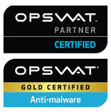 Vir.IT eXplorer PRO OpsWat Partner Certified & Anti-malware GOLD Certified