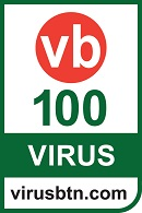 Vir.IT eXplorer PRO dal 2016 Certificato VB100