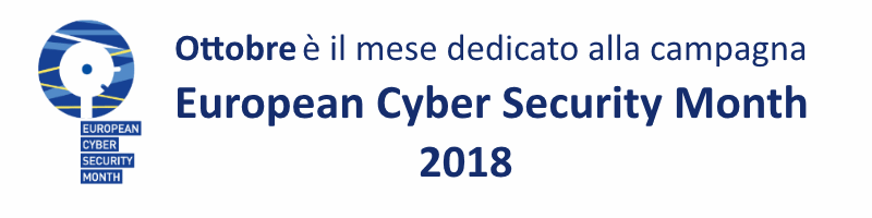 ECSM Europena Cyber Security Month...