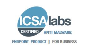 Vir.IT eXplorer PRO dal 2016 Certificato ICSA Labs