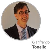 Ing. Gianfranco Tonello - CEO di TG Soft