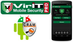 Vir.IT Mobile Security l'AntiMalware di TG Soft per Android(TM)