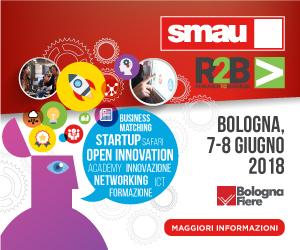 """SMAU Bologna 2018 =>Ti aspettiamo al workshop """"Ransomware ma non solo... ecco come si stanno evolvendo le minacce nel 2018..."""""""