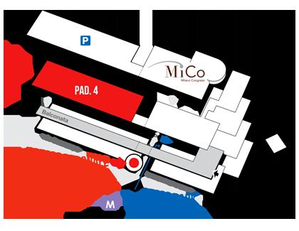 Clicca per maggiori info su come raggiungere SMAU Milano 2017 presso fieramilanocity...