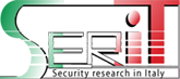 Membro SERIT - SEcurity Research in ITaly